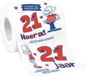 WC Papier - Toiletpapier - 21 jaar