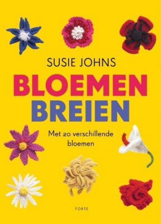 Bloemen breien - Tekstkader pdf epub