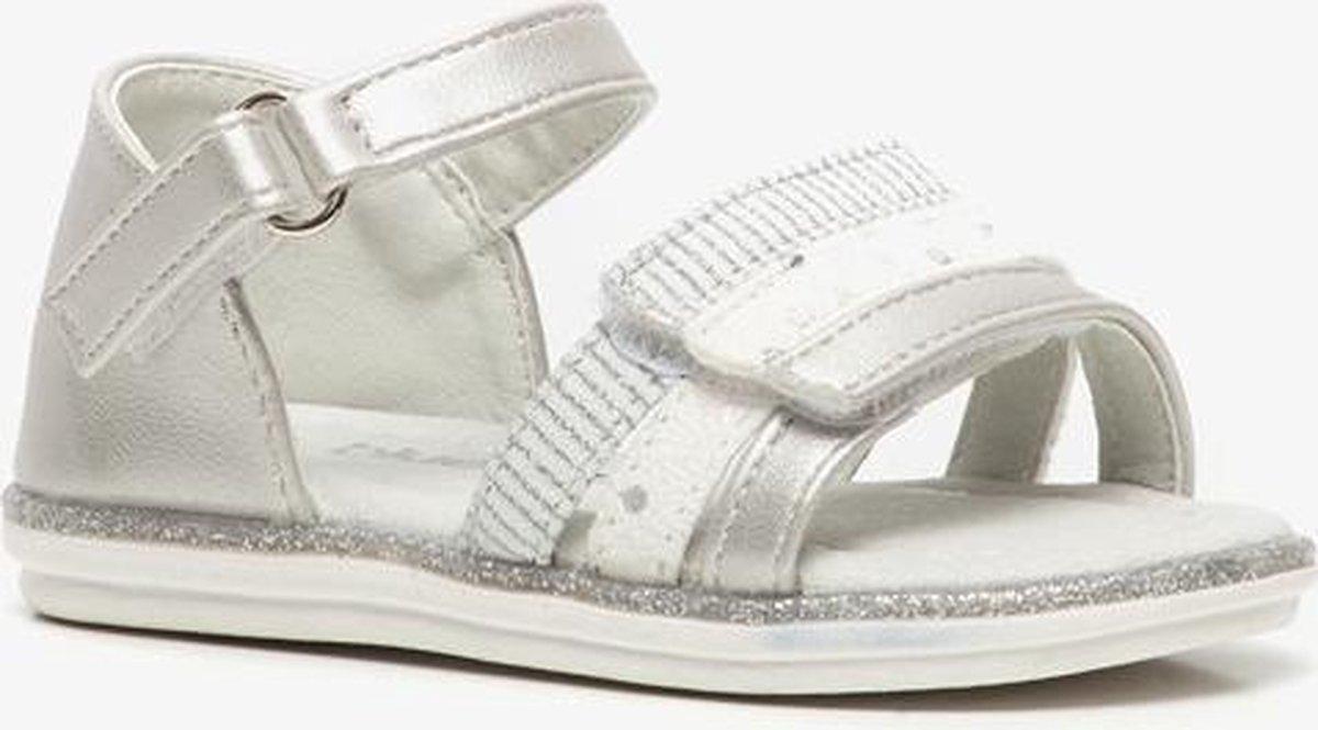 Blue Box meisjes sandalen - Zilver - Maat 21
