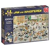 Jan van Haasteren de Veemarkt Puzzel 1000 Stukjes