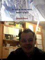 Work to shine serie, boek 1 t/m 5