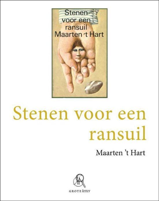 Stenen voor een ransuil - Maarten 't Hart |