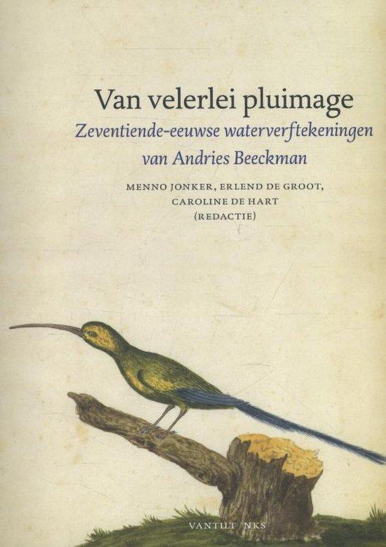 Nijmeegse kunsthistorische studies - Van velerlei pluimage - Menno Jonker |