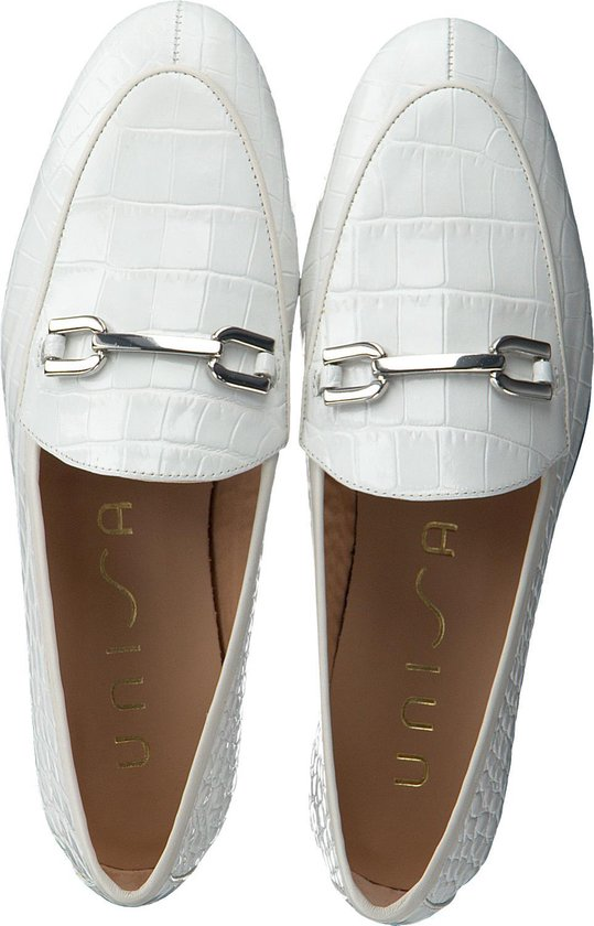 Unisa Dames Loafers Dalcy - Wit Maat 39 CBxGjx