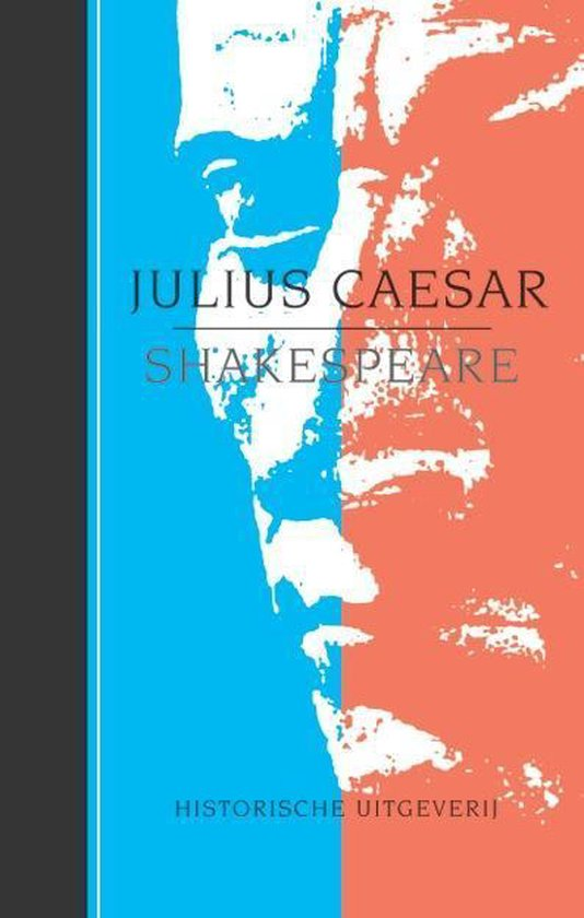 Boek cover Filosofie & retorica 18 -   Julius Caesar van William Shakespeare (Hardcover)
