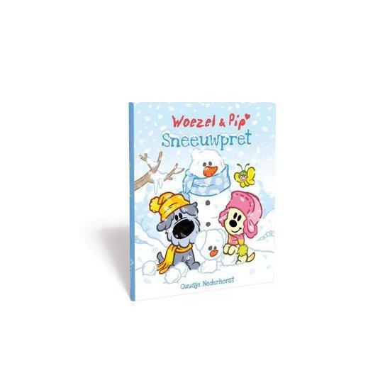 Woezel & Pip - Sneeuwpret - Guusje Nederhorst pdf epub