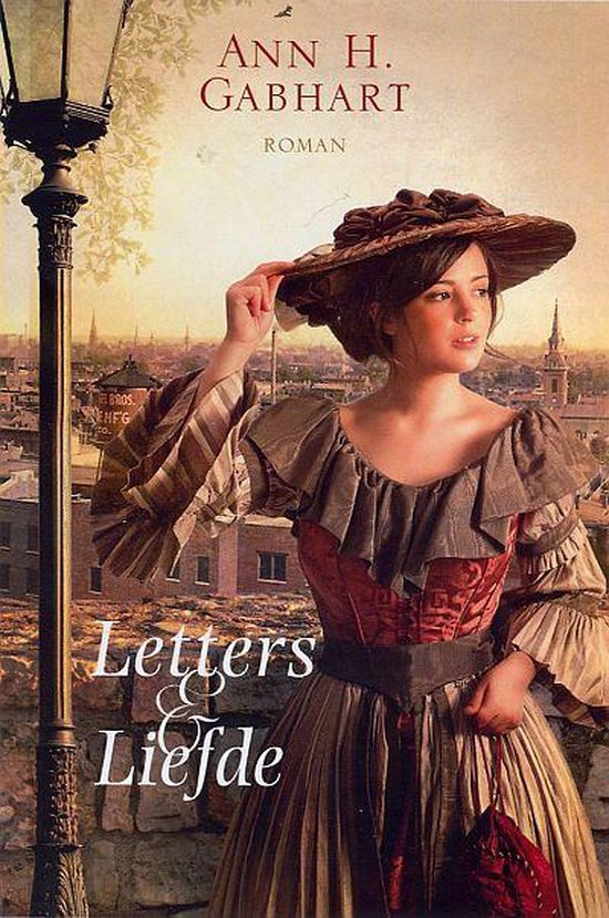 Letters & liefde - Ann H. Gabhart   Fthsonline.com