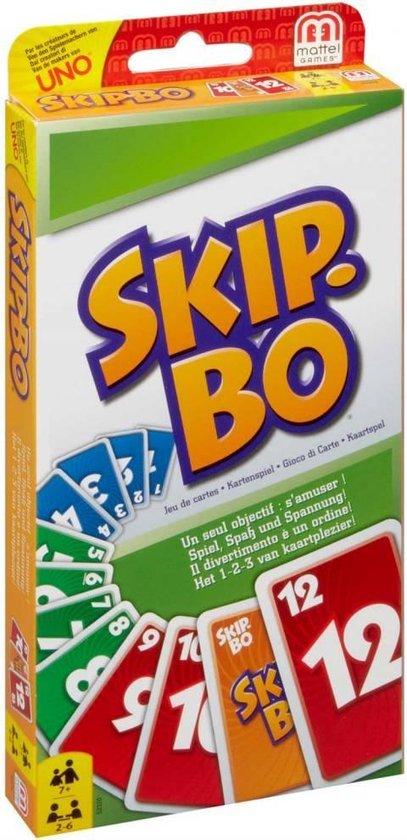 Skip-Bo - Kaartspel