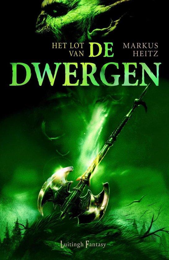 Het lot van de Dwergen - Markus Heitz |