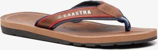 Gaastra Sidney slippers cognac Maat 40