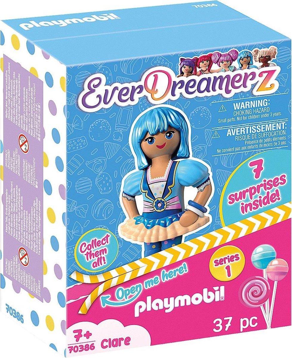 PLAYMOBIL Everdreamerz Clare - 70386
