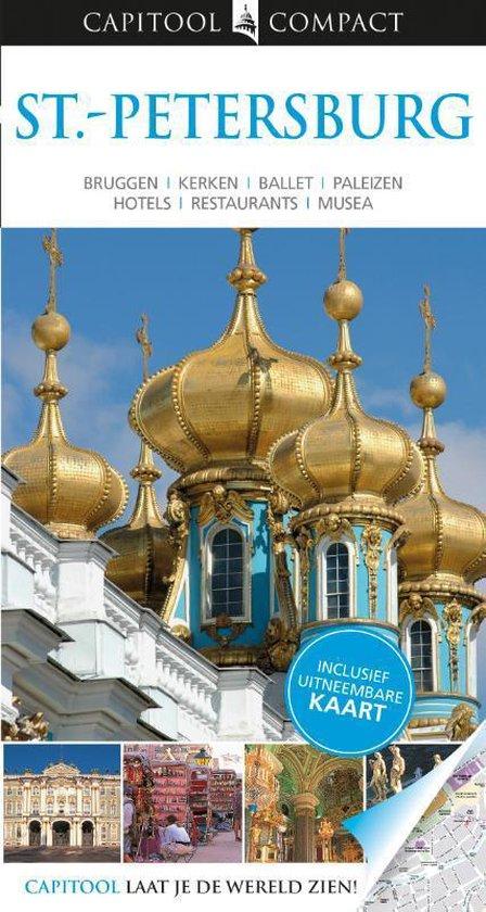 Capitool Reisgidsen Top 10 - Capitool Compact St. Petersburg - Marc Bennetts | Fthsonline.com