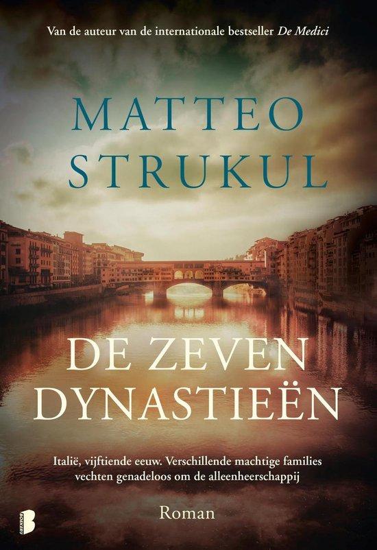 De zeven dynastieën - Matteo Strukul | Fthsonline.com