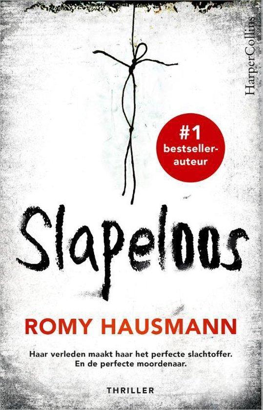 Slapeloos - Romy Hausmann | Fthsonline.com