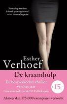 Boek cover De kraamhulp van Esther Verhoef (Paperback)