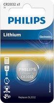 Philips CR2032/01B Minicel Lithium