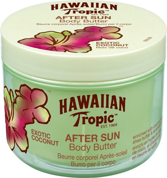 Hawaiian Coconut Tropic Body Butter