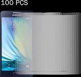 Let op type!! 100 stuks voor Galaxy A5 0 26 mm 9H oppervlaktehardheid 2.5D explosieveilige gehard glas scherm Film