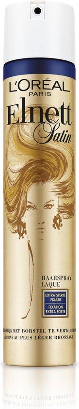 L'Oréal Paris Elnett Satin Haarlak - 400 ml - Extra Sterke Fixatie