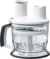 Braun Foodprocessor MQ 70 WH -  Accessoire voor Multiquick 3 & 5 Staafmixers - Wit