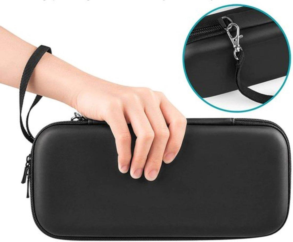 Nintendo Switch Beschermhoes voor Opbergen en Beschermen - Hardcover Hoes / Case / Skin met Handgrip