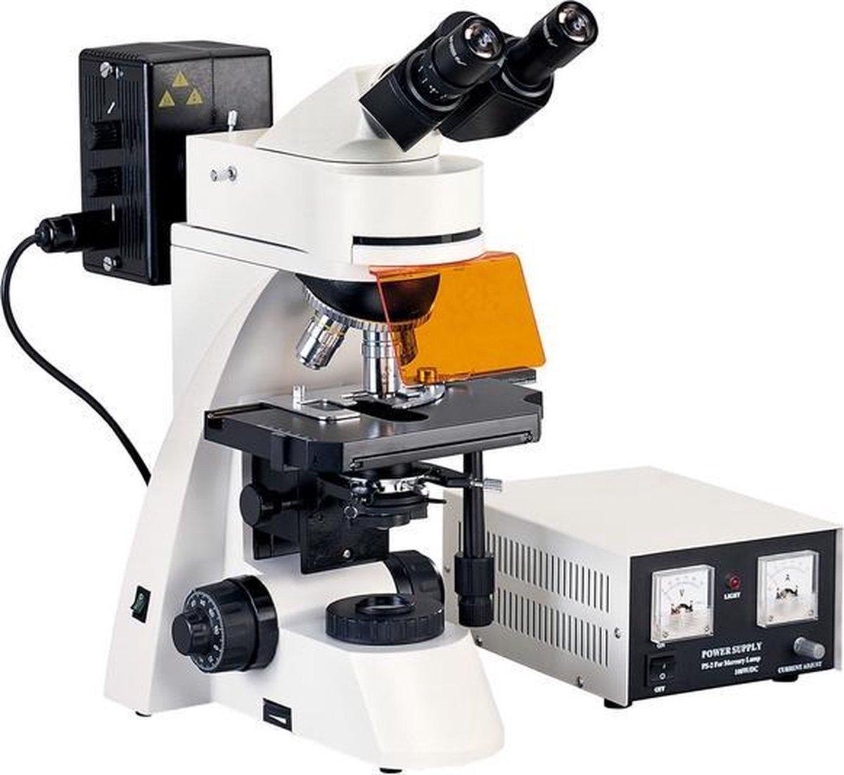 Bresser Science ADL-601F fluorescentie microscoop (23)