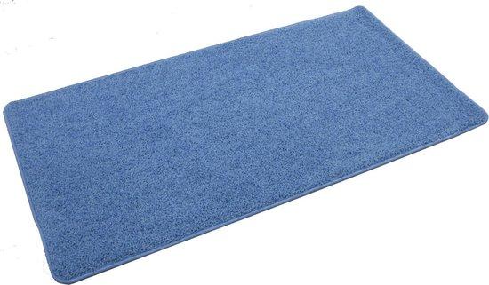 Tapijtkeuze Karpet Batan - 200x400 cm - Lichtblauw