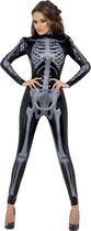 """""""Sexy skelettenkostuum voor vrouwen - Verkleedkleding - Medium"""""""