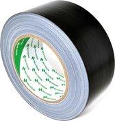 Nichiban   -  duct tape  / Gaffa tape  -  50 mm x 25 m   -  Zwart