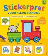 Deltas Stickerpret Voor Kleine Handjes (2-4 Jaar)