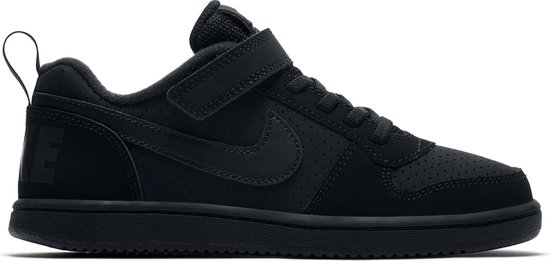Nike Court Borough Low Bpv Jongens Sneakers BlackBlack Maat 35