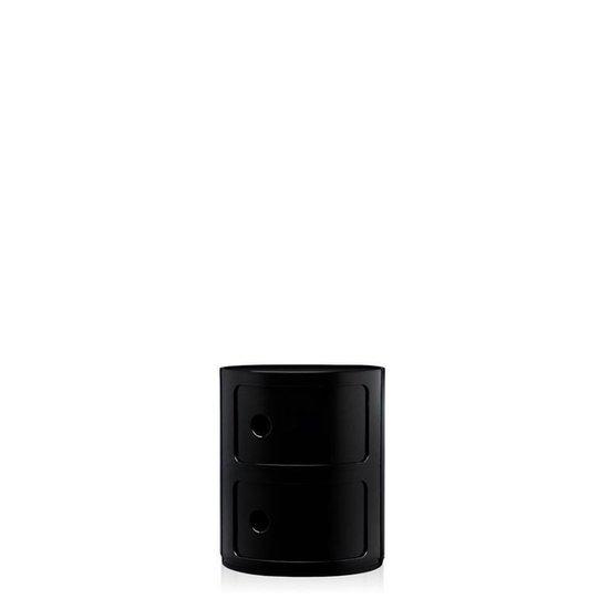Componibili bijzettafel medium (2 comp.) zwart