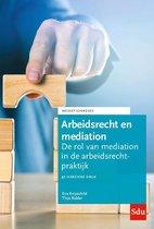 Mediation reeks  -   Arbeidsrecht en mediation
