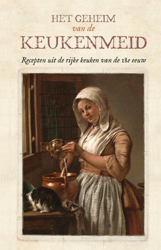 Het geheim van de keukenmeid - Christianne Muusers |