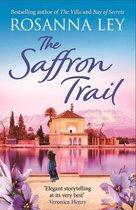 Omslag The Saffron Trail