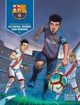 Sport collectie - barcelona Hc01. la masia, school van dromen 1/3
