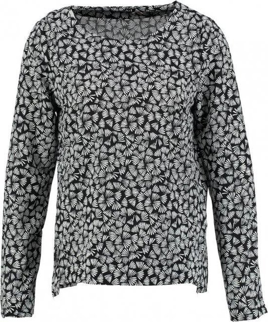 Broadway polyester longsleeve blouse - Maat L