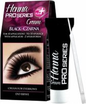Verona Professional Henna Eyebrow Cream Pro Series Black 15ml.