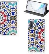 Standcase Samsung Galaxy Note 10 Mozaïek