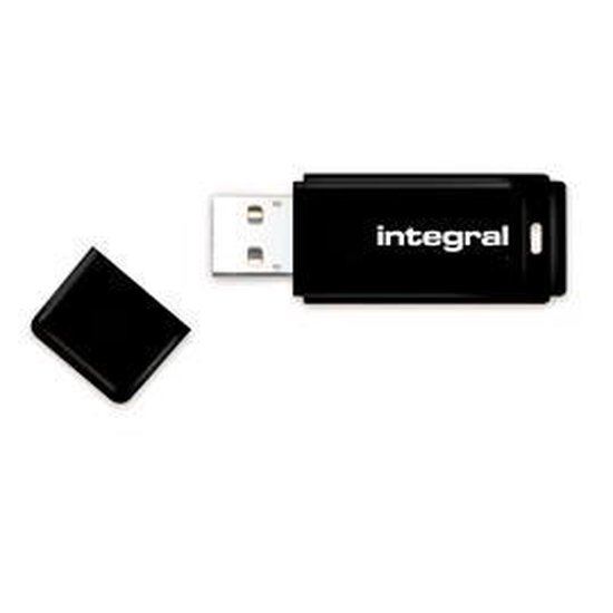 Integral Black - USB-stick - 32 GB - Integral