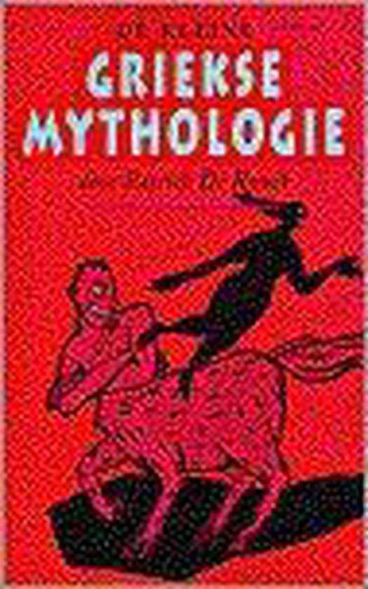 De Kleine Griekse Mythologie - Patrick de Rynck | Readingchampions.org.uk