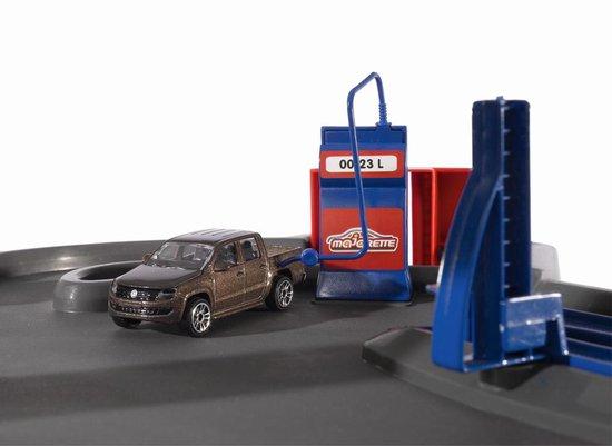 Majorette Parkeergarage - drie verdiepingen - Majorette