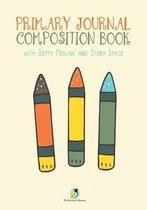 Primary Journal Composition Book with Dotty Midline and Story Space