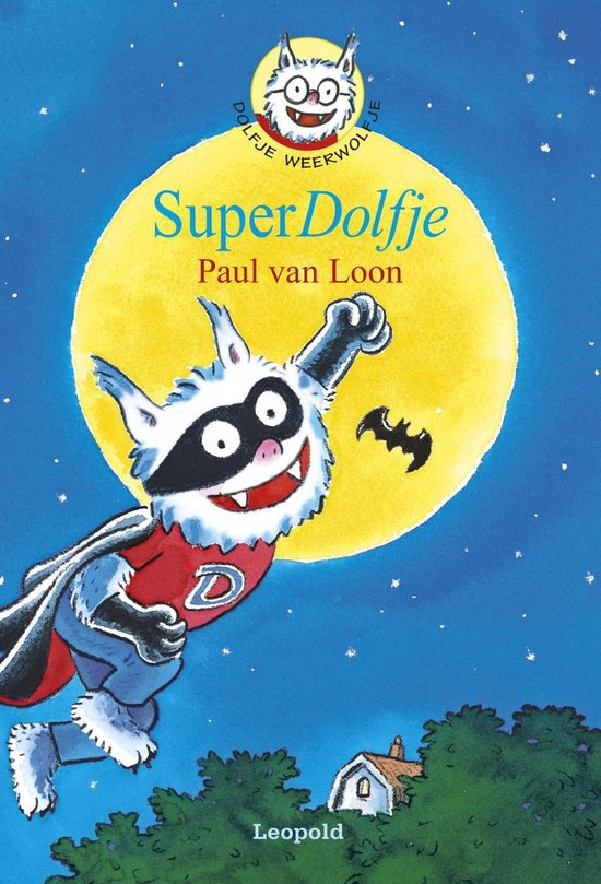 SuperDolfje - Paul van Loon pdf epub