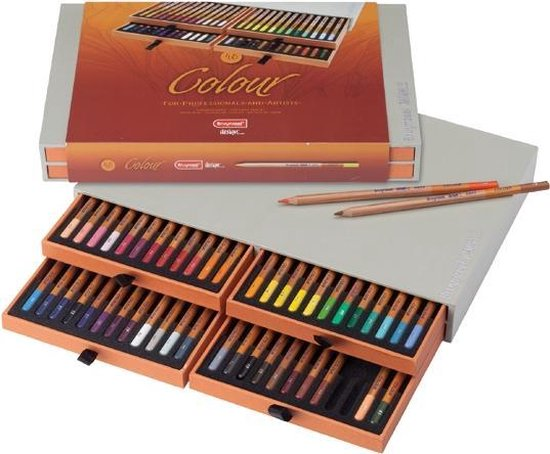 Kleurpotlood bruynzeel design colour 8805