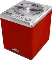 Boretti - B101 Gelatiera - Zelfvriezende roomijsmachine - Rood