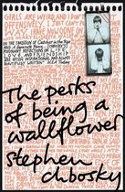 Boek cover Perks of Being a Wallflower van Stephen Chbosky