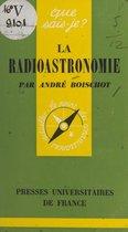 La radioastronomie