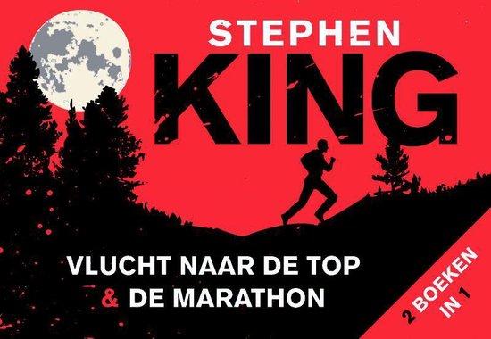 Vlucht Naar De Top & De Marathon - dwarsligger (compact formaat) - Stephen King  