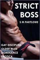 Strict Boss: Gay Discipline Older Man Dominance